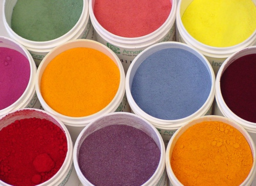 Natural Colors for Tablets – American Color Research Center, Inc.